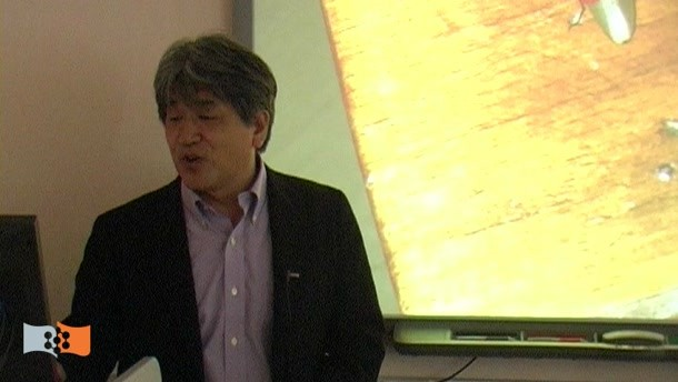 "Lecture 3 ""Bioluminescence. Latia and Dinoflagellate"" by prof. Yoshihiro Ohmiya"